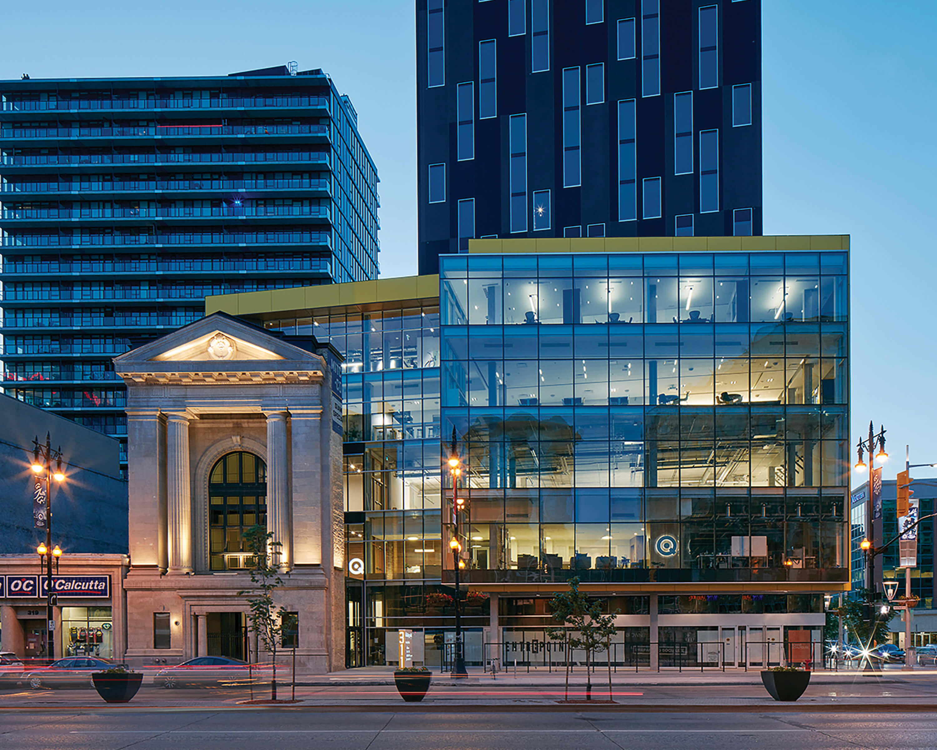 Canada Green Building Council Announces 100th Leed Certification In