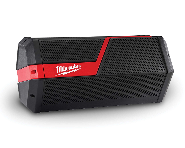 the m18 m12 wireless jobsite speaker contractor advantage. Black Bedroom Furniture Sets. Home Design Ideas